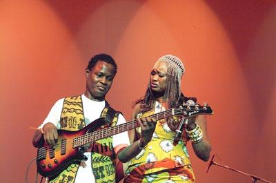 Oumou Sangare - Portal etnologia.pl - muzyka afrykańska