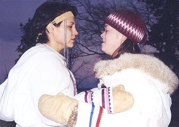 Inuicki śpiew gardłowy - Portal etnologia.pl - muzyka Ameryki Północnej