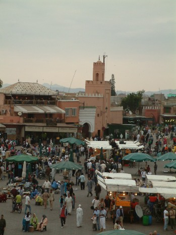 Marokańskie zapiski